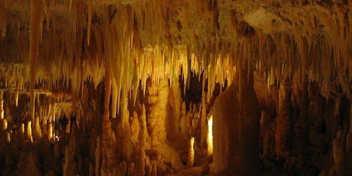 Ottant'anni dalla scoperta delle grotte di Castellana, Mattarella in visita