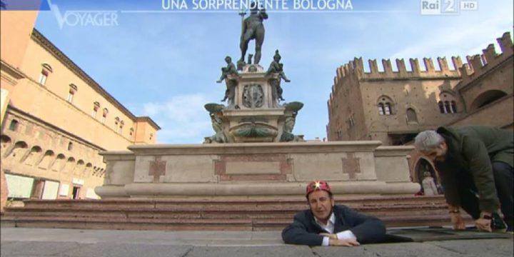 E-Thin su Voyager con Roberto Giacobbo nella Bologna sotterranea